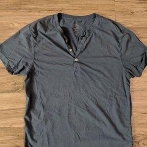 J. Crew Shirts - J Crew Slim Henley